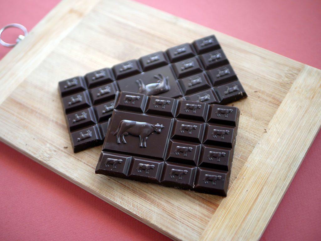 """טמפרור שוקולד ע""""י הזרעה"""