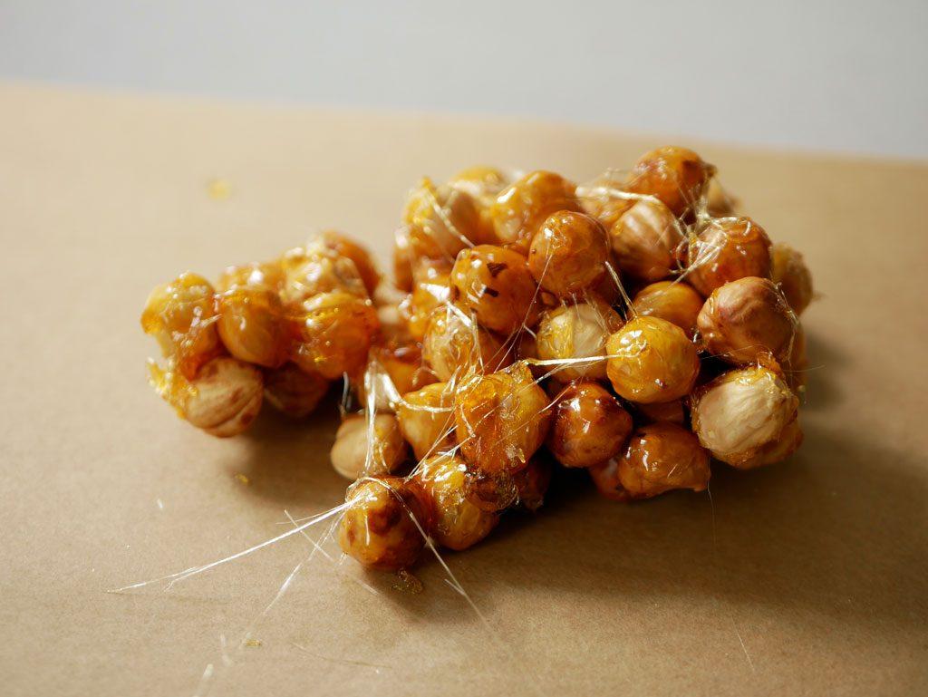 אגוזי לוז מקרומלים