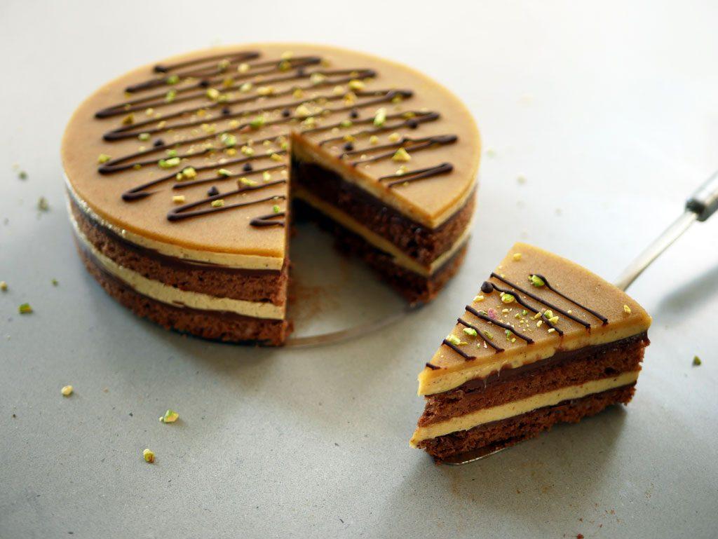 עוגת מוצרט קוגל