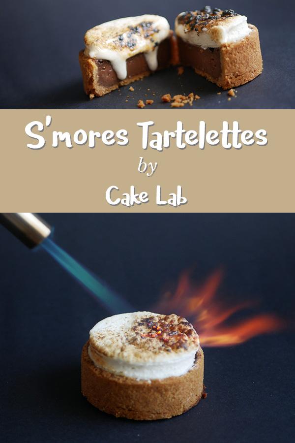 S'mores Tartelettes