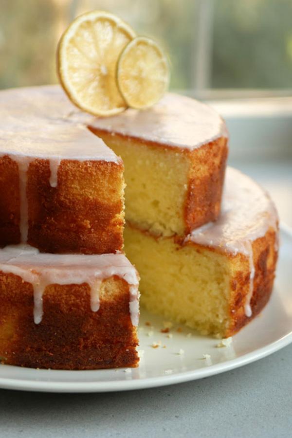 Lemon-Lime Cake
