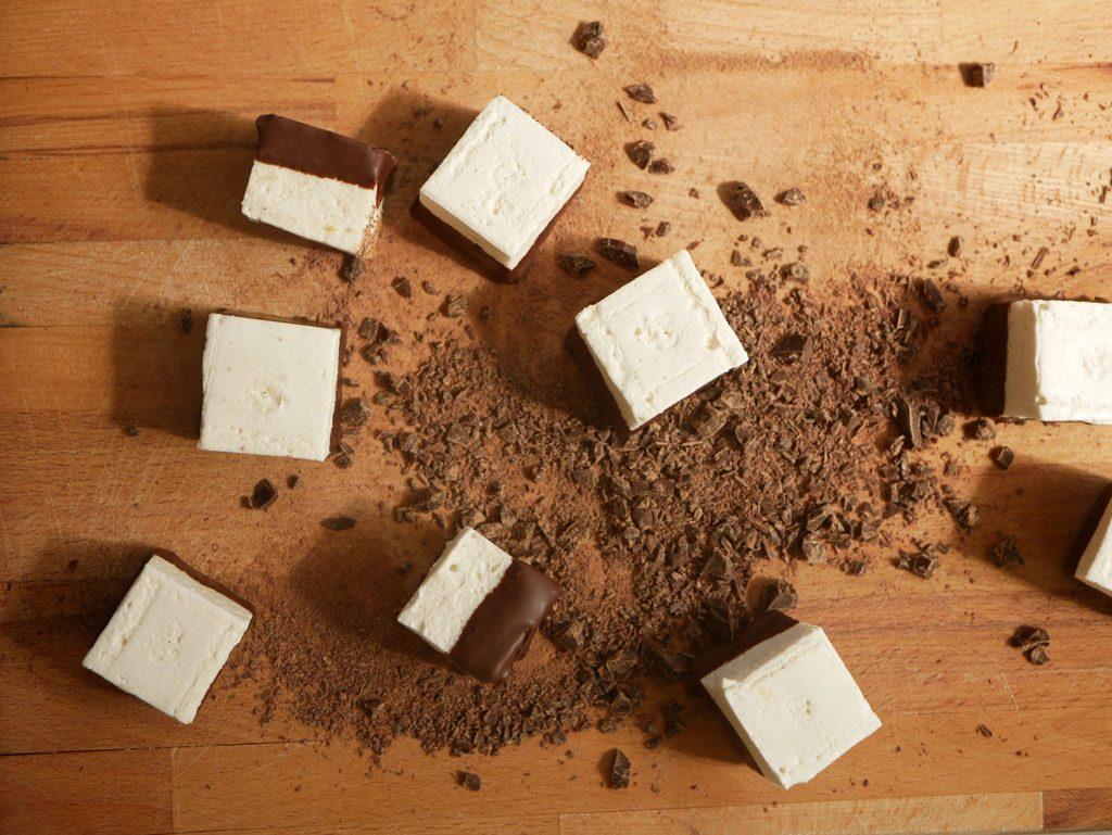 Chocolate Covered Banana Marshmallow