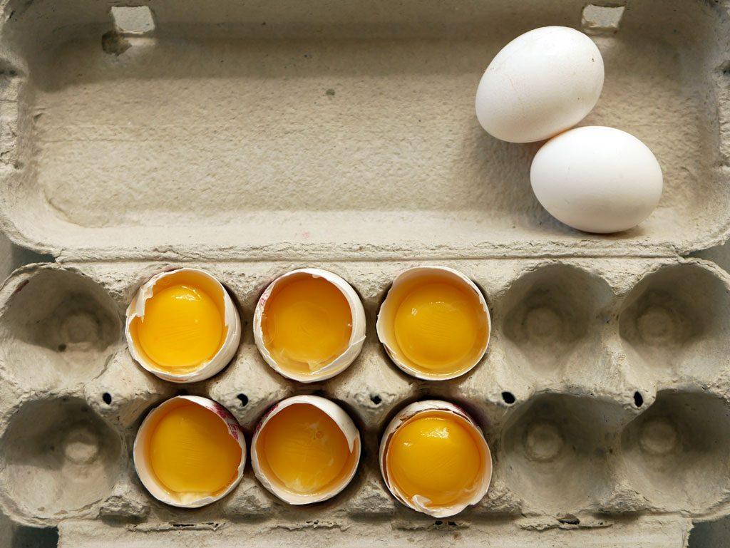 הפרדת ביצים