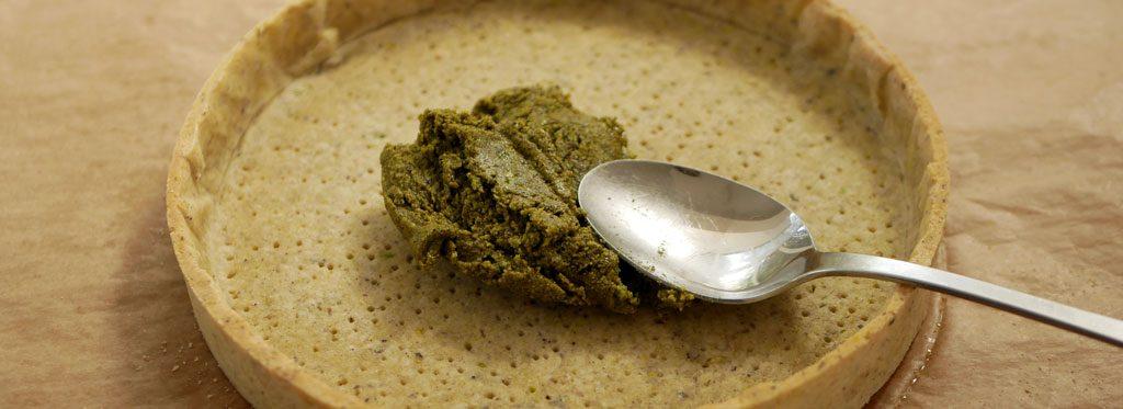 Pistachio layer
