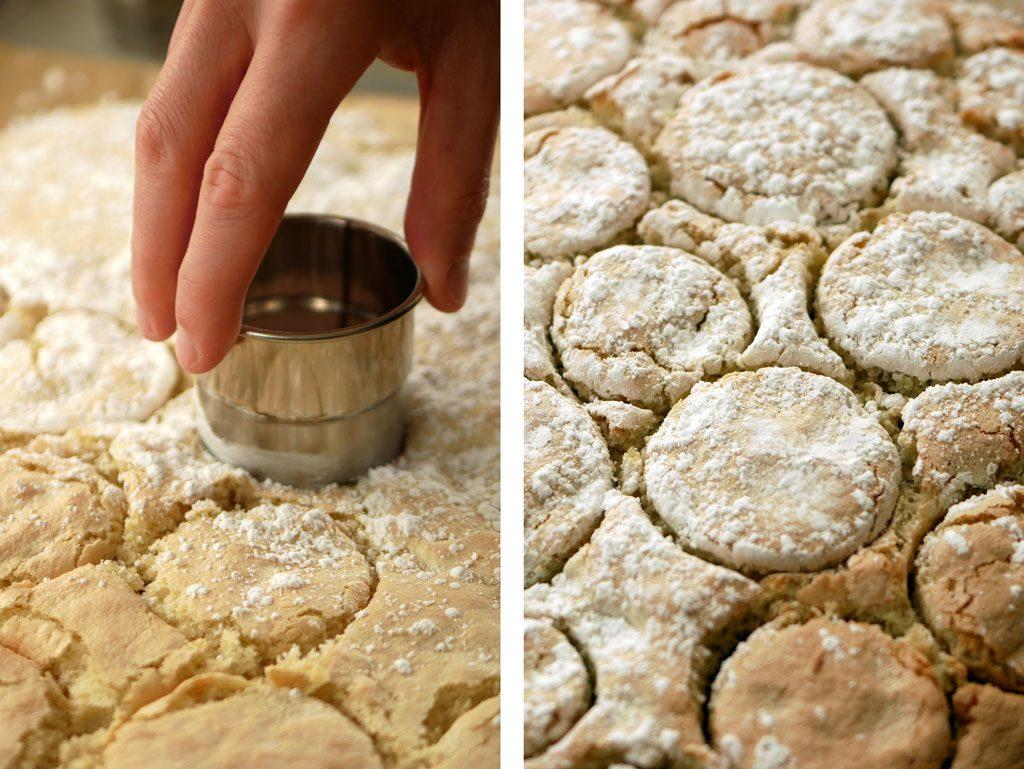 Biscotti for tiramisu