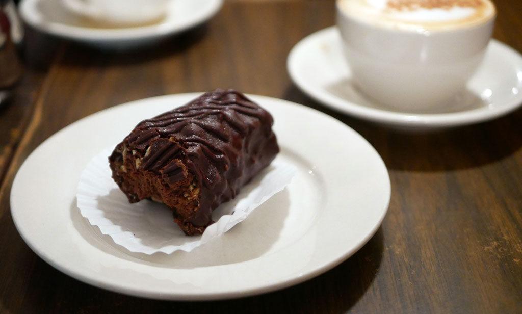 חטיף שוקולד אגוזים ללא גלוטן