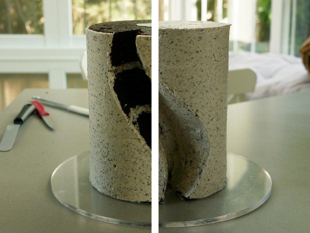 הכנת עוגת ג'אוד