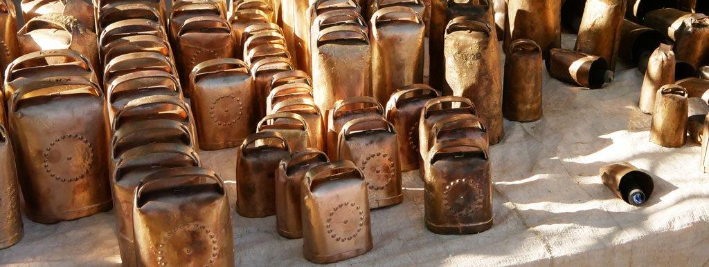 פעמונים בשוק איכרים